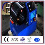 Machine sertissante de boyau en caoutchouc hydraulique de main de l'UL P20HP de la CE