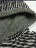 Piste Hoody de garçons - rectifier le chandail tricoté