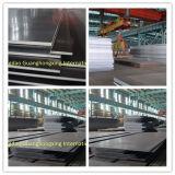 건축에서 또는 배 또는 브리지 사용되는 강철 플레이트