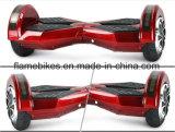 8 pulgadas de auto-equilibrio de la bici con el RC, Bluetooth, luz intermitente.