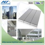 Buena casa del panel prefabricada acústica de pared de emparedado del aislante EPS