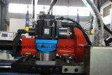 Maquinaria de doblez del tubo de Dw50cncx2a-2s con empujar el doblez con el eje 2