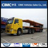 Sinotruk HOWO 4X2 371HPの索引車の/Tractorのトラック