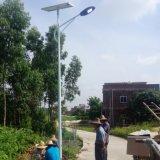 réverbère 30W solaire