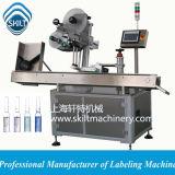 De horizontale Machine van de Etikettering van de Fles van de Infusie van de Manier Automatische