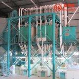 (60t-100t) Faire le moulin à farine blanc usiner le matériel