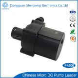 Mini pompe à eau sans frottoir de chauffage de pression de C.C avec la tête 9m