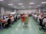 Alto funzionamento integrated dei centri di dati di Patchcords di sblocco del Aqua di 48core MPO-LC Dx Om3