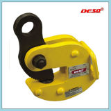 Braçadeira de levantamento de aço horizontal da placa da ferragem do equipamento