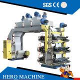 Zes-Kleur YT Machine van de Druk van de Reeks de Flexibele (YT6600 YT6800 YT61000)