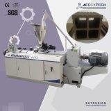 WPC PVC PEのプロフィールの放出機械