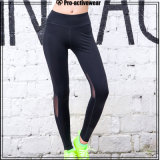 OEMの工場スポーツの摩耗レディースヨガのレギングの女性のヨガのズボン