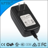 adaptador de 18W 12V 1.5A AC/DC com o certificado do CCC e do CQC