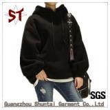 Uomini poco costosi di alta qualità all'ingrosso/maglione incappucciato casuale delle donne