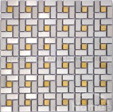 Metal Mosaic Tiles (MM07)