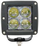 indicatore luminoso del lavoro dell'obiettivo LED di 20W 4D per fuori dalla strada