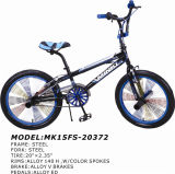 140h Color Spokes Freestyle Bike