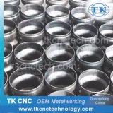 Tubo d'acciaio di filatura di CNC del metallo, accessori per tubi per il sistema di trattamento di acqua