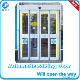 Bi-Peça que dobra portas automáticas