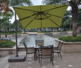 Fournisseur de parasol en porte-à-faux de 2.5-3.5m - parasol (SU006)