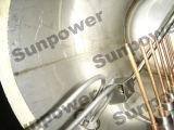Calentador de agua solar a presión compacto