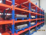 Cremagliera d'acciaio/mensola del metallo a uso medio di memoria del magazzino