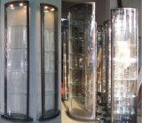 Display acrilico Cabinet con Spotlight