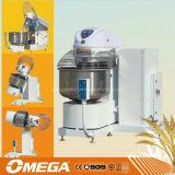 Macchina del miscelatore della farina dell'acciaio inossidabile con il Auto-Capovolgimento per il pane (SMT130)