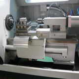 Torno Ck6132 del banco del CNC del mini torno del metal de la precisión pequeño