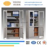 2 أبواب مكتب معدن [فيلينغ كبينت] لأنّ وثائق تخزين