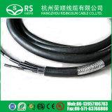 câble coaxial de liaison UL/ETL/Ce/RoHS/Reach de 75ohm Rg59/RG6/Rg11 reconnu