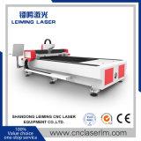 Baixa potência máquina de estaca Lm3015e do laser da fibra