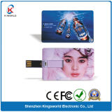 専門家2GB Credit Card USB Flash Drive