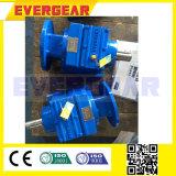 El motor con engranajes biselado helicoidal de la reducción del reductor helicoidal del engranaje cónico cose el motor con engranajes biselado helicoidal del estilo