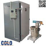 Powder manuale Coating System con Spray Booth e Curing Oven