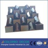акустическая панель стены отражетеля 3D/ядровая панель отражетеля