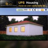 Het Betrouwbare Geprefabriceerd huis van het sabs- Certificaat met het Dubbele Dak van de Hoogte