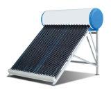Calefator de água solar compato 200L da câmara de ar de vácuo da Não-Pressão