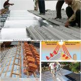 Il doppio ha parteggiato il più bene materiale tessuto dell'isolamento termico del di alluminio