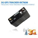 perseguidor de 3G GPS com sistema de seguimento baseado Web