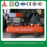 Van de Diesel van de Hoge druk van Kaishan 25HP 7bare Compressor Lucht van de Aandrijving w-3.2/7