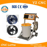 CNC 바퀴 수선 기계 선반의 직업적인 제조자