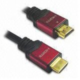 HDMI Cable Assembly mit Metal Overmold und Signal Amplifier Technology