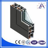Bâti d'alliage d'aluminium pour les portes coulissantes et le Windows