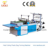 Drawstring Plastic Bag Manufacturing Machine