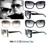 Выдвиженческие солнечные очки Avaitor способа солнечных очков предохранения от солнечных очков UV400