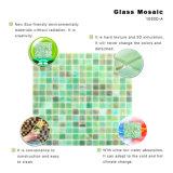 Materiais de construção, piscina, marcos, mosaicos, verde, italiano, vidro, mosaico