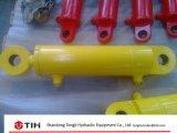 農業装置の水圧シリンダ(棒径: 40mmの腔線径・山径: 63mm)