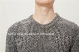 Half Fishmen Rib De ronde Hals breit de Sweater van Mensen