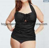 One-Piece Swimming Wear性の女性の。 女性のためのレースの水着、